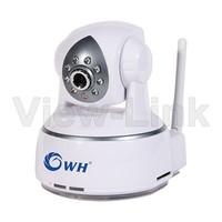Free Shipping 1.0MP WIFI IP camera CWH-M624W 1280*720P wireless camera WIFI Camera CCTV camera IPC with SD card recording