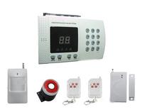 New Wireless PIR Home Security Burglar Alarm System Auto Dialing Dialer Easy DIY