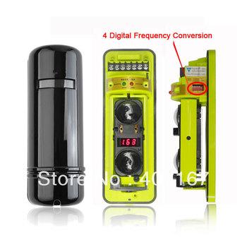Perimeter Burglar Alarm 4 digital frequency conversion Two beams OUTDOOR & INDOOR Active Infrared Detector Photo sensor