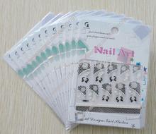 popular 3d nail decal