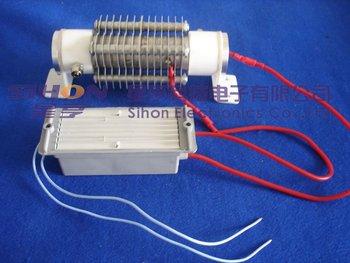3g/h quartz tube ozone generator parts for  water purifier