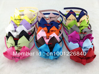 50pcs/lot Free Shipping ,,NEW kids/ infant/baby/ Bow headbands/ hairbands/Hair ribbon band/Fashion/Wholesale