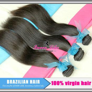 queen hair products unprocessed virgin hair brazilian virgin straight  hair, 3pcs lot 8-28inch 5a virgin hair fast shipping