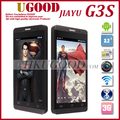 JIAYU G1 Dual Sim Android MT6515 3.5&quot;HVGA Unlocked Mobile Phone Freeshipping