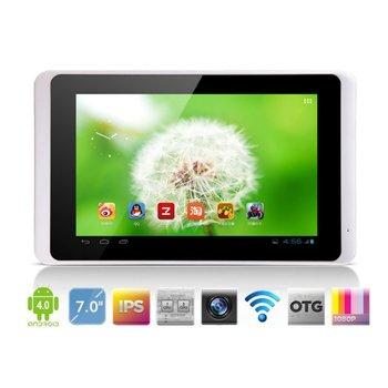 "Free shipping  7"" Ramos w28 DUAL CORE IPS Tablet PC 1.5Ghz CPU 1G RAM 8G Flash 1280x800 IPS  WiFi webcam 1080P"