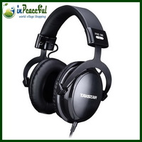 Free Shipping Brand New TAKSTAR/T&S Pro80 Professional Audio DJ monitor&Closed Dynamic Stereo Headphones (Pro 80)