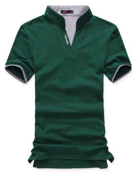 Men's   Wholesale Men's Cotton Multi-color Shirt Short Sleeve Plainmens  Shirts  MTS001