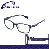 (A-3061) NEW MODEL memory plastic TR90 Thin New design model Black / dark blue / Grey optical eyewear Mix color OK