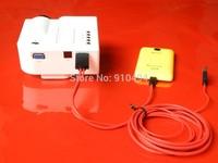 Native 320 X 240 Mini AV LED Digital Video Game Projetor Multimedia mini HDMI projector  AV USB SD card VGA remote control