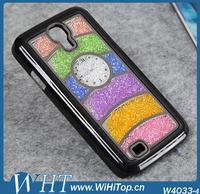 Bling Hard Crystal Case For Samsung Galaxy S4 i9500 + Rhinestone Case for Galaxy S4