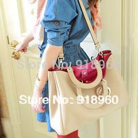 Newest Large capacity Women's Handbag/Fashion Hot-selling Ladies' Shoulder Bag/Female Clutch PU Bags/Women /BTW