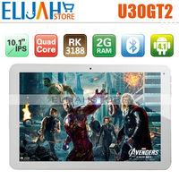 "In Stock 10"" Cube U30GT2 Quad Core tablet pc IPS Retina Screen 1920*1200 Rockchip3188 1.8GHz  2GB 32GB  Bluebooth Dual Camera"