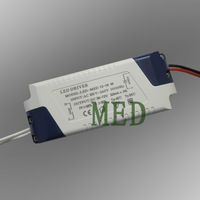 LED 12w 15w 18W  driver  rgb power driver 9w  gu10 300ma 12v 220v 300ma ac/dc power supply 1w ipsc belt