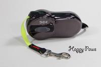 Luxury pet dog cat leash Automatic flexi leash retractable dog lead leash For pet up to10kg 2m belt Free Shipping