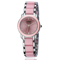 Luxury Classic Fasion Quartz Wrist Watches for	Women Ladies Female The Bracelet Brand Watche	Genuine KIMIO   K455L