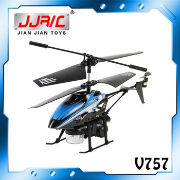 Free Shipping & Wholesale WL Toys V757 rc helicopter with bubble shootting for kids infrared control helicopter toys with bubble