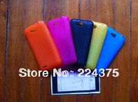 Free Shipping! JIAYU G2 Silicon Case cover + screen protector +2x anti dust caps+ stylus pen NEW SHOP PROMT!