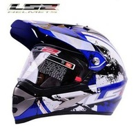 Free shipping 2014 brand new world LS2 Motorcycle Helmets / off-road helmet full helmet