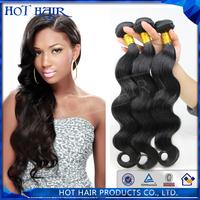 5A grade unprocessed brazilian hair human hair weave wavy brazilian virgin hair body wave 3pcs/lot