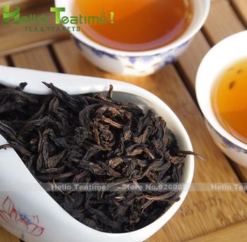 New! Superfine grade 250g New Chinese Da Hong Pao Big Red Robe Oolong cha organic dahongpao Wuyi Cliff Rock tea reduce cellulite