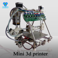 He3D-B140 Reprappro Huxley  reprap kit 3d Printer  Complete assembly  Christmas gift  Present