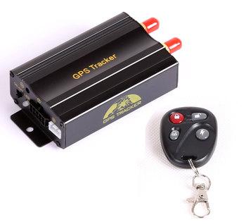 Car GPS Tracker system GPS/GSM/GPRS Car Vehicle Tracker Device TK103B SD Card Slot++Remote Conctrol