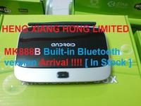 ( CS918 T-R42 2G ) RAM 8G ROM Android 4.2.2 Quad core RK3188 TV BOX MK888 Built-in Bluetooth Version MK888B