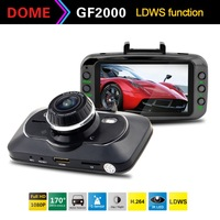Car DVR Camera GF2000 Ambarella A5S50 Full HD 1080P + G-Sensor + WDR + Night Vision Vehicle Camera Video Recorder Dash Cam
