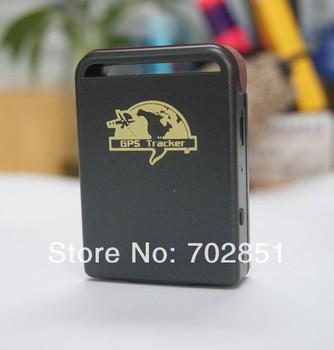 Newest TK102B GPS Tracker TF-card slot G-sensor Tri-Axis Controller Quad-band Long time standby gps tracker