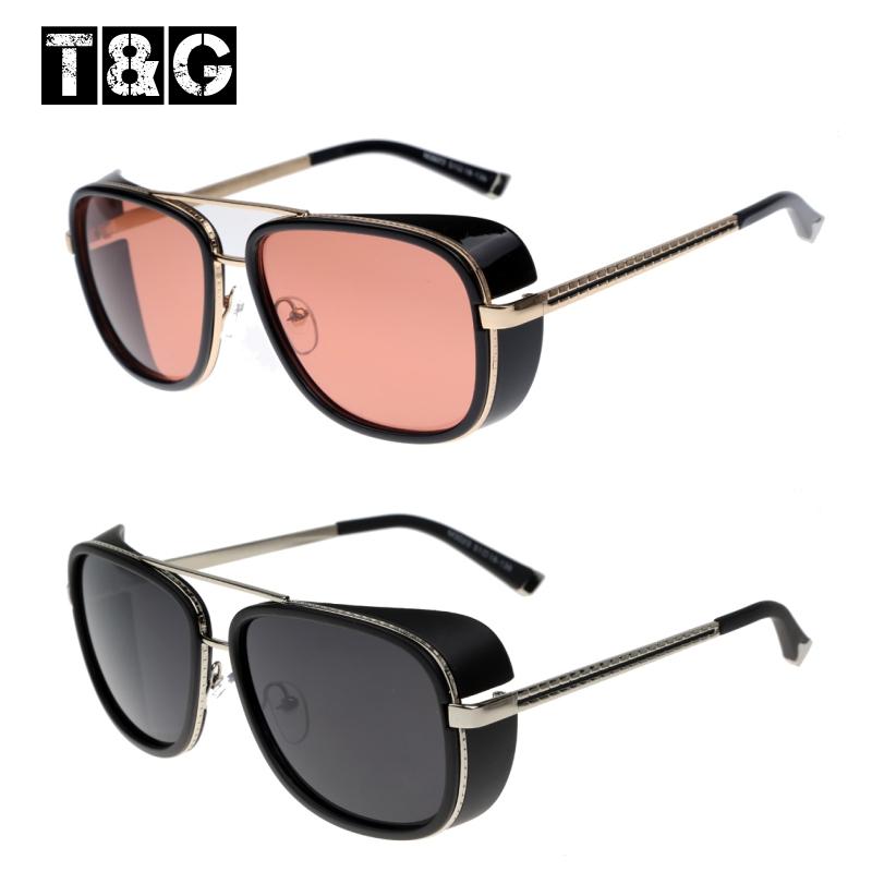 2014 IRON MAN 3 Matsuda Same Model TONY Sunglasses Brand Sun glasses Men Sports Eyewear Cool Summer Requisites Celebrity Oculos(China (Mainland))