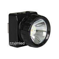 HENGDA Led Light LD-4625  Wireless LED Mining Light Headlamp Rechargeable Mining Cap Lamp