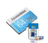 Real capacity memory card class10 Micro SD CARD 128M 8G 16G 32GB 64GB Memory flash TF CARD Gift reader+Gift adapter