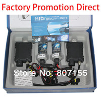 Factory promotion 12V35W less defective HID kit slim hid lights H1 H3  H7 H11 all single hid bulbs xenon kits Free Shipping