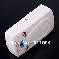 8pcs/lot Free Shipping Electronic Ultrasonic Pest Repeller Anti Rat Cockroach Mosquito Repellent