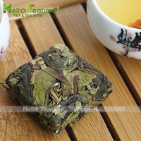 [Sharing]250g Fujian Zhangping shui xian narcissus Oolong tea chinese orgamic health products wulong teas pvc gift box packaging