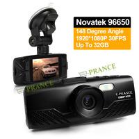 G1WH 2.0 Version 2.7 Dash Cam Novatek 96650 Car Camera DVR Recorder+ 5M CMOS + Night Vision + Car Plate Stamp + SOS+WDR C-15