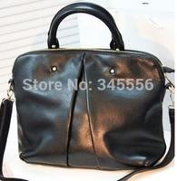 New 2014 Fashion Women Messenger Bag Women Handbag Genuine Leather Bags High Quality Zipper Cowhide Shoulder Bag WB2048