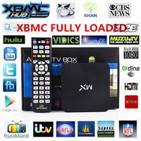 Original! XBMC Fully Loaded MX TV Box Android 4.2 Dual Core 1G+8G Amlogic 8726 A9 HDMI WiFi DLNA Google Smart Mini PC MX2 GBOX
