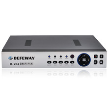 Defeway full 720P 960H CCTV DVR 8CH AHD DVR Real time Recording 8channel Onvif P2P video Recorder ecloud view