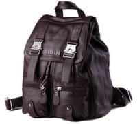 100% Genuine Leather Women Backpack School bags drawstring backpack bag  New 2014 women 3016