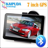 7 Inch Car GPS Navigator,Bluetooth,AV IN,FM,MTK,DDR128M,WINCE6.0,HD 800*480,4GB,free map ,Car GPS Navigator