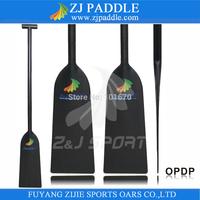 Super-lightweight Carbon fiber Dragon Boat Paddle with Oval shaft