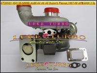 Wholesale GT2052V 454135-5009S 454135-0001 454135 Turbo Turbocharger For Audi A4 A6 A8 VW Passat superb 1997-08 AYM AKN 2.5L TDI