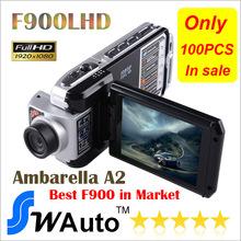 Novatek Car DVR F900 1920 * 1080P Car Camera 12MP 30fps Registrator Car DVR Full HD Video Recorder Car F900LHD DVR Recorder(China (Mainland))