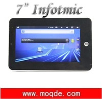 7 inch infotmic IMAPx210 GPAD Android 2.3 NEW Tablet PC 4GB HD Storage Replacement for VIA 8650 cheap under promotion!