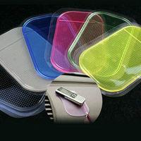 10Pcs/Lot Powerful Silica Gel Magic Sticky Pad Anti-Slip Non Slip Mat for Phone PDA mp3 mp4 Car 80024