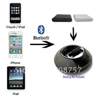 DHL Free Shipping! CSR Bluetooth Receiver for iPod Speaker black/White factory sell with high quality and best price