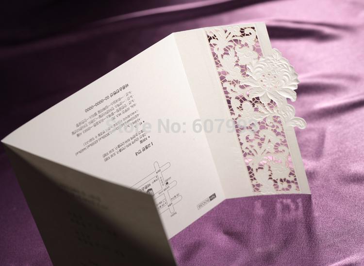Laser cut wedding cards, Birthday Invitation Business invitation card ...