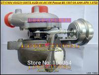 NEW GT1749V 454231-5007S 454231 028145702H Turbo Turbocharger For AUDI A4 A6 Volkswagen VW Passat B5 1997-2004 AHH AFN 1.9L TDI