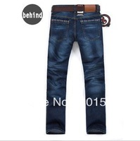 Kingtime Freeshipping 2013 Hot sell! New Men's Jeans With High Quality Free Shipping Straight  Loose Chinese Size:28-36  KTA02